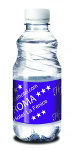 Bottiglina d'acqua