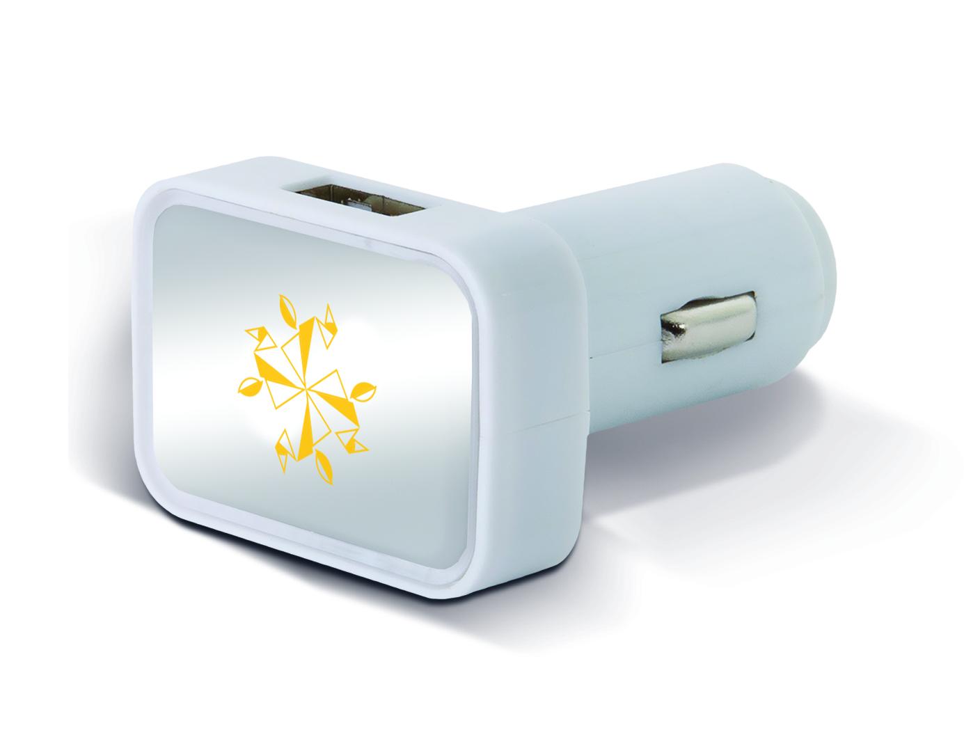 CARICATORE USB AUTO